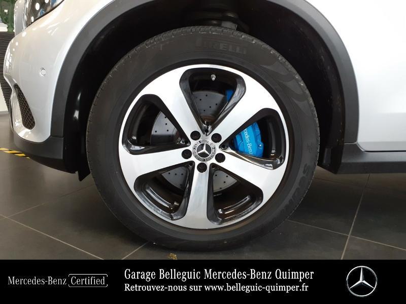 Photo 15 de l'offre de MERCEDES-BENZ GLC 350 e 211+116ch Fascination 4Matic 7G-Tronic plus à 41490€ chez Garage Belleguic - Mercedes-Benz Quimper
