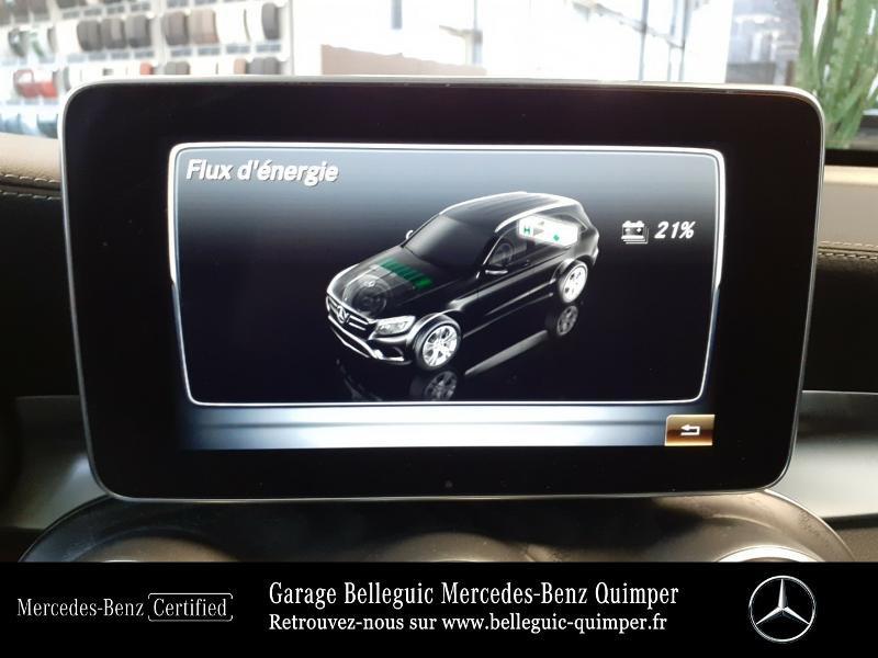 Photo 29 de l'offre de MERCEDES-BENZ GLC 350 e 211+116ch Fascination 4Matic 7G-Tronic plus à 41490€ chez Garage Belleguic - Mercedes-Benz Quimper