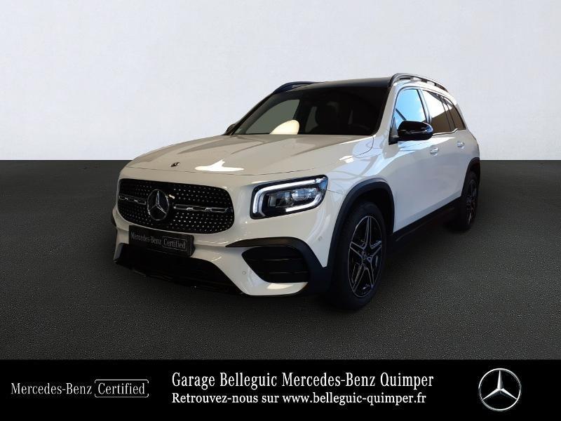 Photo 1 de l'offre de MERCEDES-BENZ GLB 220d 190ch AMG Line 4Matic 8G-DCT à 50490€ chez Garage Belleguic - Mercedes-Benz Quimper