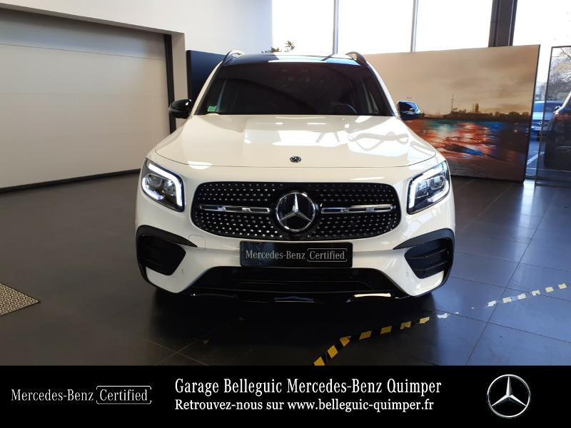 Photo 5 de l'offre de MERCEDES-BENZ GLB 220d 190ch AMG Line 4Matic 8G-DCT à 50490€ chez Garage Belleguic - Mercedes-Benz Quimper