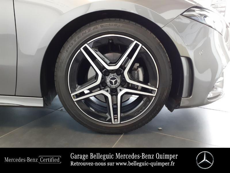 Photo 14 de l'offre de MERCEDES-BENZ Classe A 180 d 116ch AMG Line 7G-DCT à 32490€ chez Garage Belleguic - Mercedes-Benz Quimper