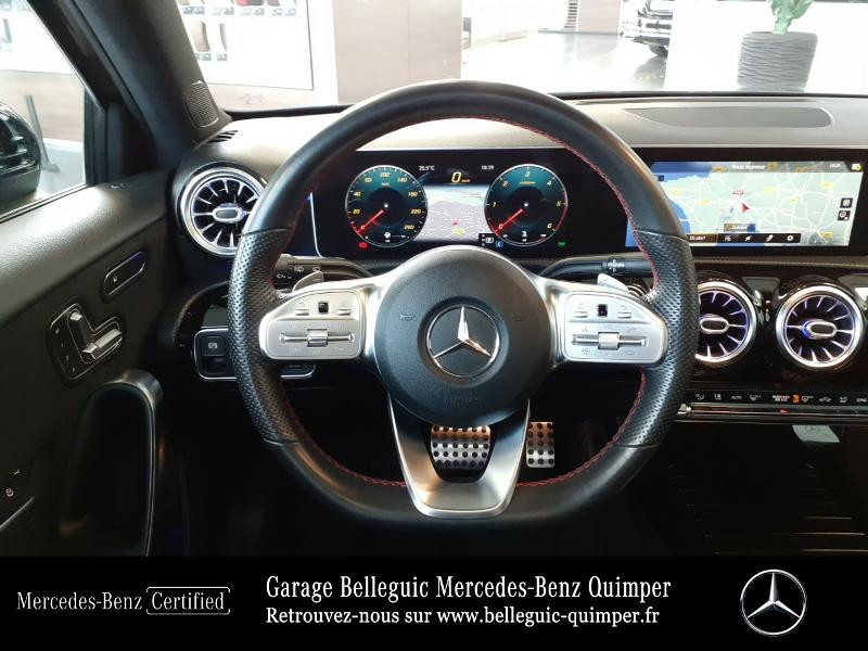 Photo 7 de l'offre de MERCEDES-BENZ Classe A 180 d 116ch AMG Line 7G-DCT à 32490€ chez Garage Belleguic - Mercedes-Benz Quimper