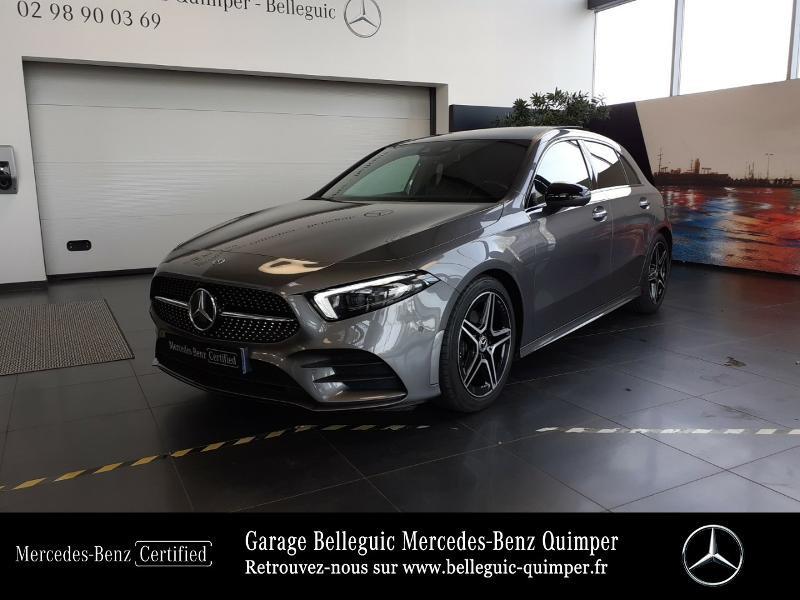 Photo 31 de l'offre de MERCEDES-BENZ Classe A 180 d 116ch AMG Line 7G-DCT à 32490€ chez Garage Belleguic - Mercedes-Benz Quimper
