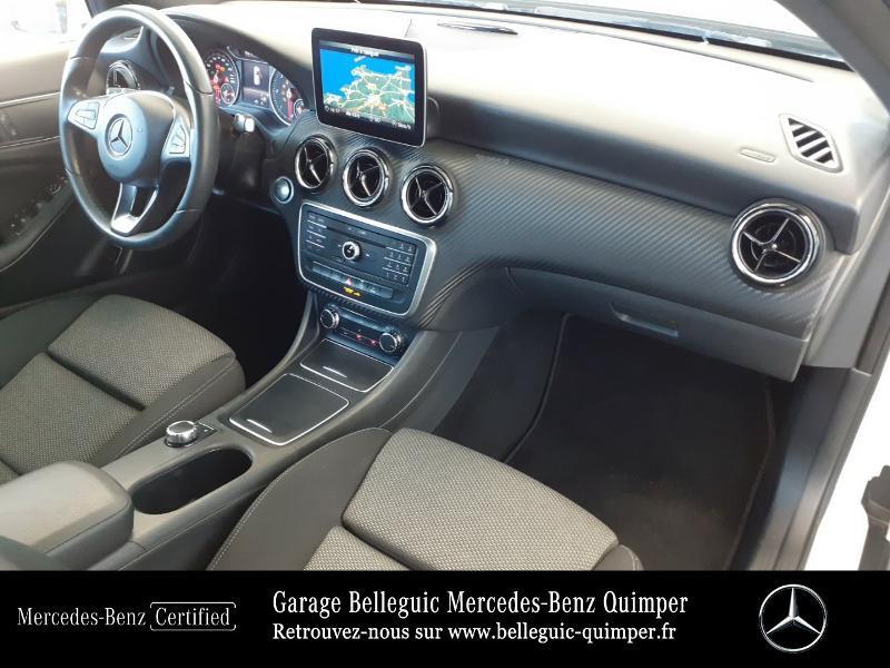 Photo 20 de l'offre de MERCEDES-BENZ Classe GLA 180 d Intuition 7G-DCT à 23790€ chez Garage Belleguic - Mercedes-Benz Quimper