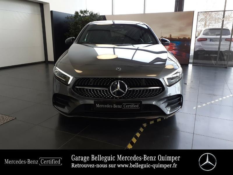 Photo 5 de l'offre de MERCEDES-BENZ Classe A 180 d 116ch AMG Line 7G-DCT à 32490€ chez Garage Belleguic - Mercedes-Benz Quimper