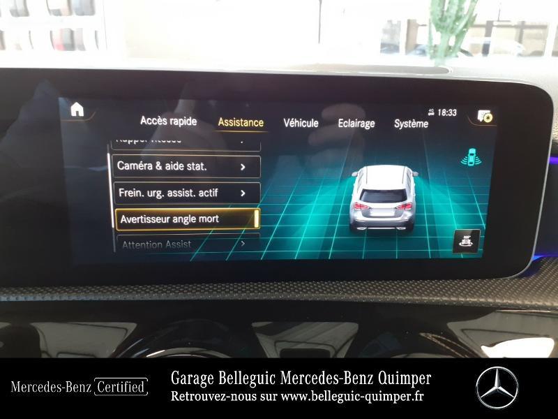 Photo 26 de l'offre de MERCEDES-BENZ Classe A 180 d 116ch AMG Line 7G-DCT à 32490€ chez Garage Belleguic - Mercedes-Benz Quimper