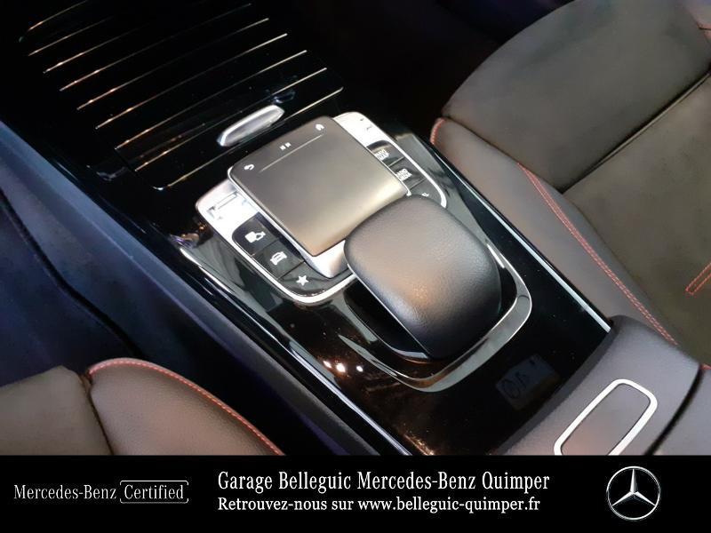 Photo 10 de l'offre de MERCEDES-BENZ Classe A 180 d 116ch AMG Line 7G-DCT à 32490€ chez Garage Belleguic - Mercedes-Benz Quimper
