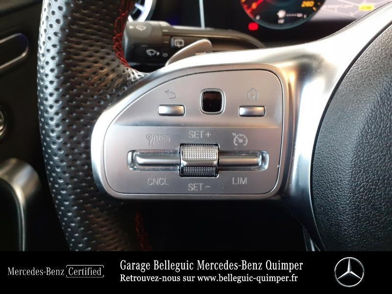 Photo 22 de l'offre de MERCEDES-BENZ Classe A 180 d 116ch AMG Line 7G-DCT à 32490€ chez Garage Belleguic - Mercedes-Benz Quimper