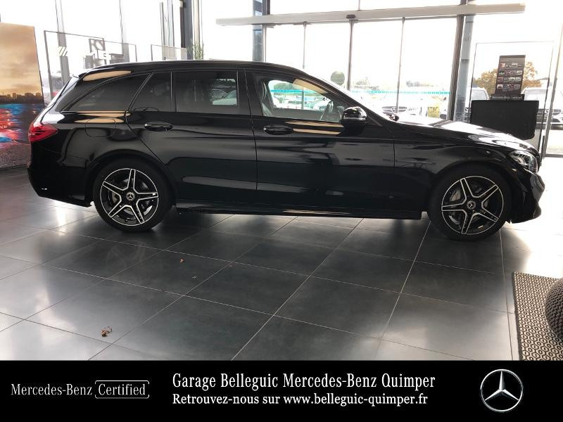 Photo 4 de l'offre de MERCEDES-BENZ Classe C Break 200 d 160ch AMG Line 9G-Tronic à 36390€ chez Garage Belleguic - Mercedes-Benz Quimper