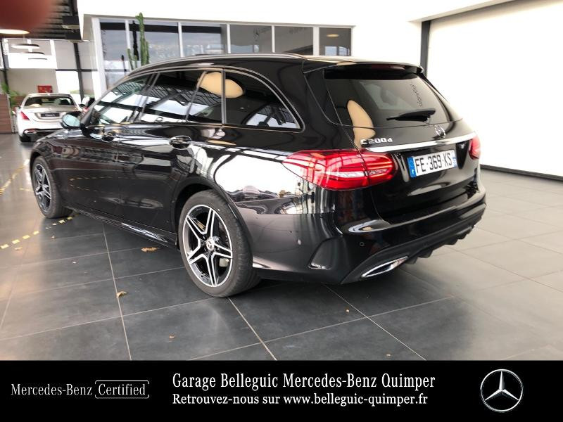 Photo 3 de l'offre de MERCEDES-BENZ Classe C Break 200 d 160ch AMG Line 9G-Tronic à 36390€ chez Garage Belleguic - Mercedes-Benz Quimper