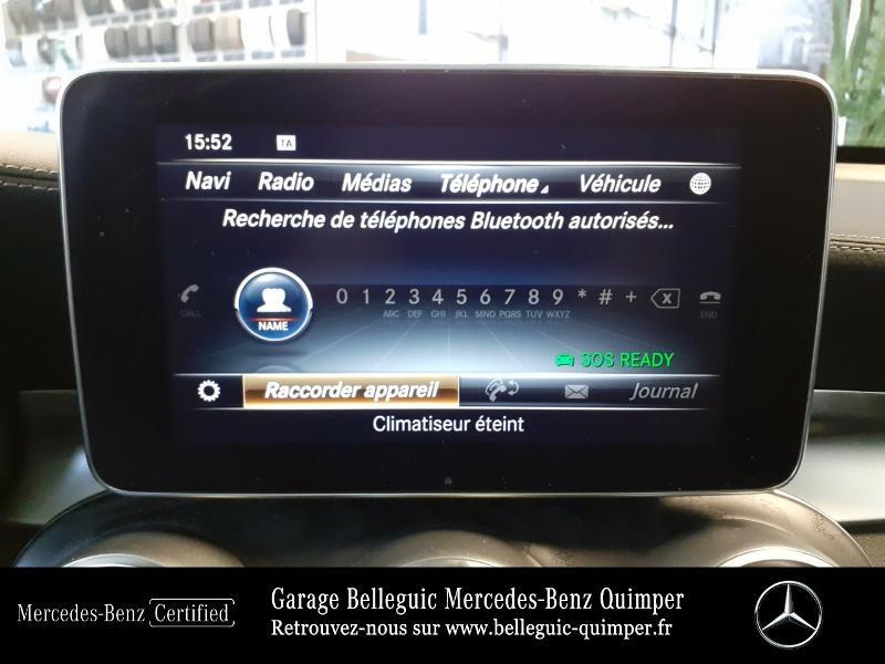 Photo 24 de l'offre de MERCEDES-BENZ GLC 350 e 211+116ch Fascination 4Matic 7G-Tronic plus à 41490€ chez Garage Belleguic - Mercedes-Benz Quimper