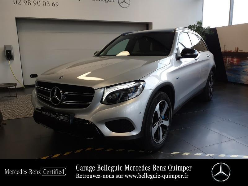 Photo 31 de l'offre de MERCEDES-BENZ GLC 350 e 211+116ch Fascination 4Matic 7G-Tronic plus à 41490€ chez Garage Belleguic - Mercedes-Benz Quimper