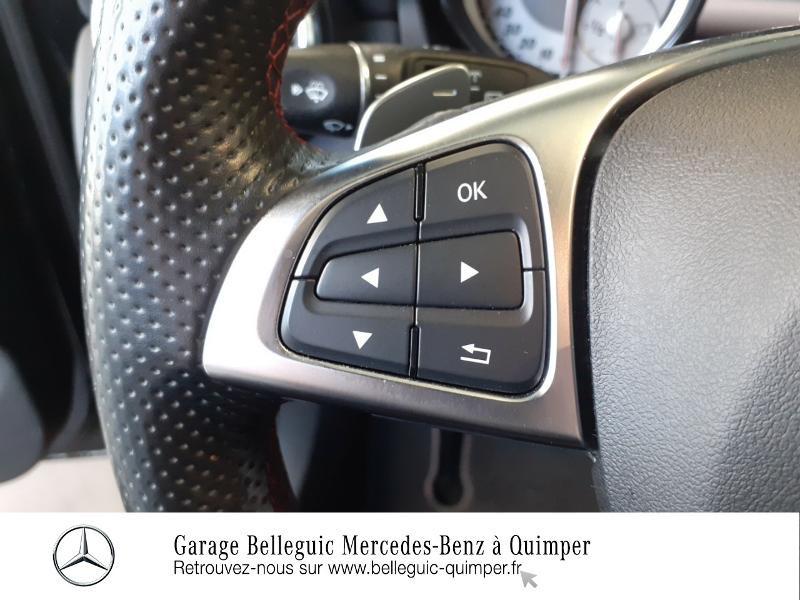Photo 21 de l'offre de MERCEDES-BENZ CLA Shooting Brake 220 d Fascination 7G-DCT à 25890€ chez Garage Belleguic - Mercedes-Benz Quimper