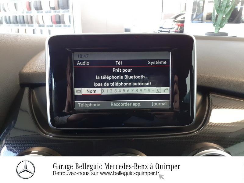 Photo 8 de l'offre de MERCEDES-BENZ Classe B 180 CDI Design 7G-DCT à 13890€ chez Garage Belleguic - Mercedes-Benz Quimper