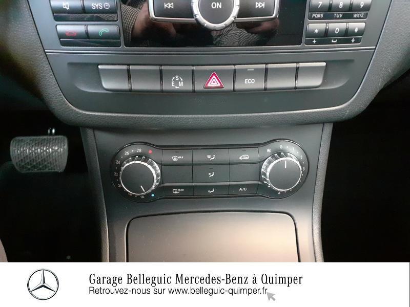 Photo 24 de l'offre de MERCEDES-BENZ Classe B 180 CDI Design 7G-DCT à 13890€ chez Garage Belleguic - Mercedes-Benz Quimper