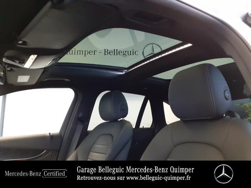 Photo 20 de l'offre de MERCEDES-BENZ GLC 350 e 211+116ch Fascination 4Matic 7G-Tronic plus à 41490€ chez Garage Belleguic - Mercedes-Benz Quimper
