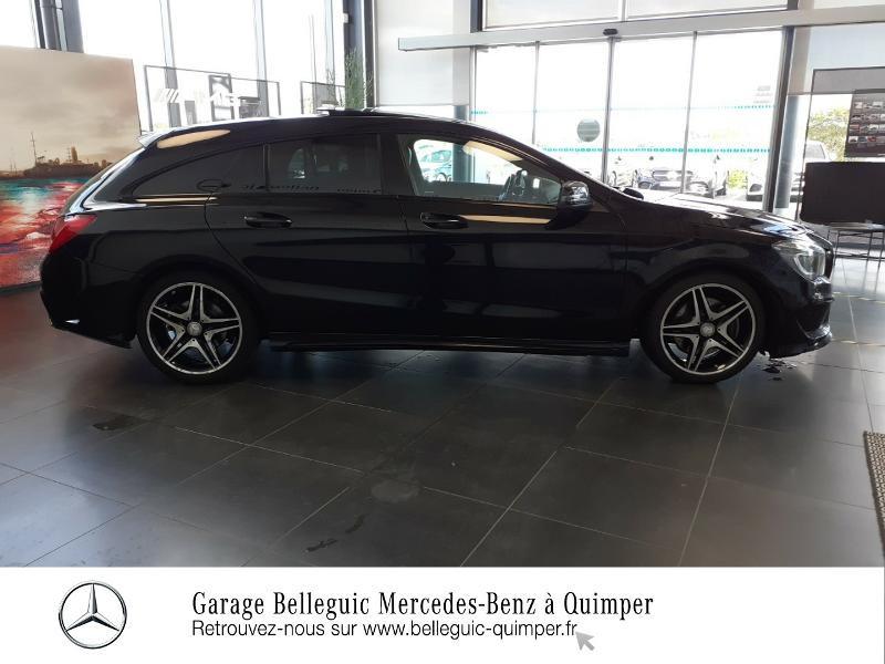 Photo 4 de l'offre de MERCEDES-BENZ CLA Shooting Brake 220 d Fascination 7G-DCT à 25890€ chez Garage Belleguic - Mercedes-Benz Quimper