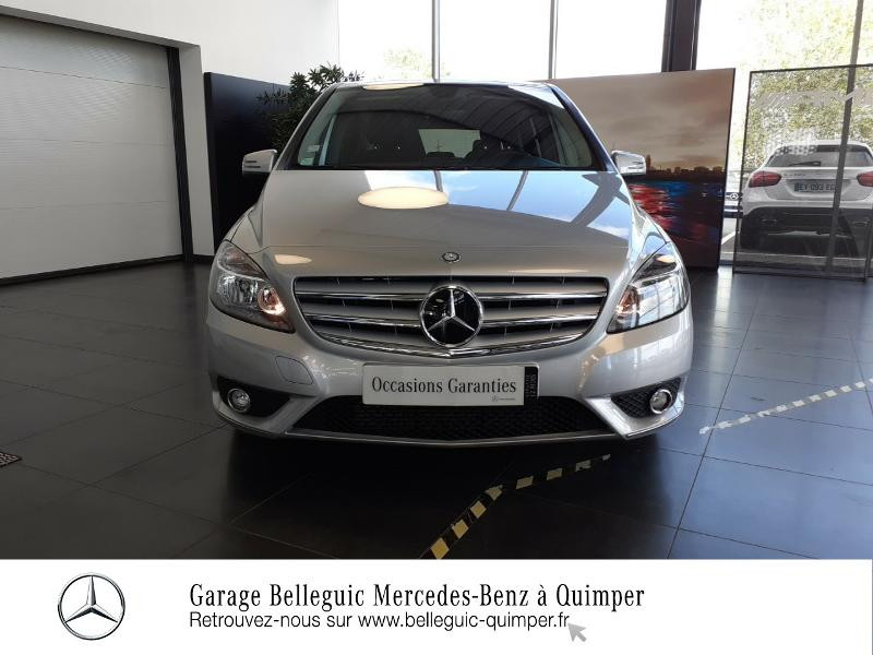 Photo 5 de l'offre de MERCEDES-BENZ Classe B 180 CDI Design 7G-DCT à 13890€ chez Garage Belleguic - Mercedes-Benz Quimper