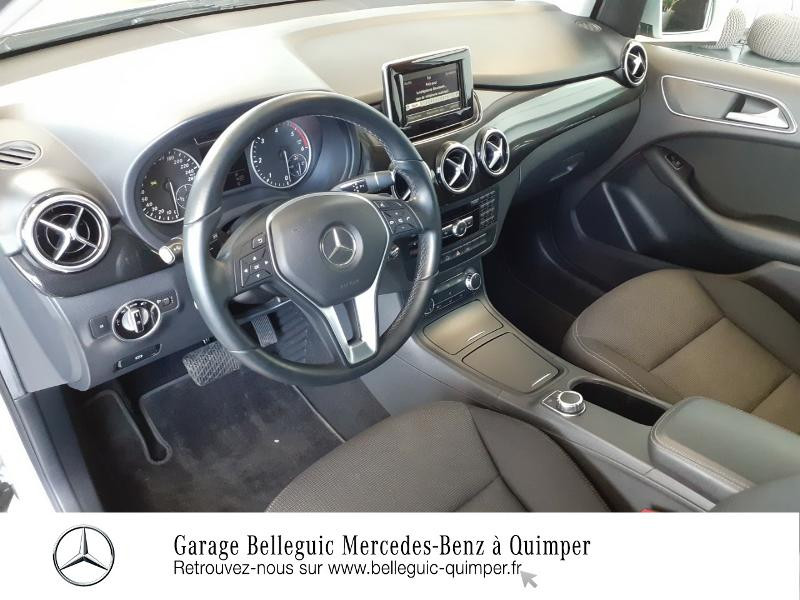 Photo 18 de l'offre de MERCEDES-BENZ Classe B 180 CDI Design 7G-DCT à 13890€ chez Garage Belleguic - Mercedes-Benz Quimper