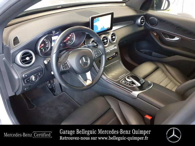 Photo 18 de l'offre de MERCEDES-BENZ GLC 350 e 211+116ch Fascination 4Matic 7G-Tronic plus à 41490€ chez Garage Belleguic - Mercedes-Benz Quimper