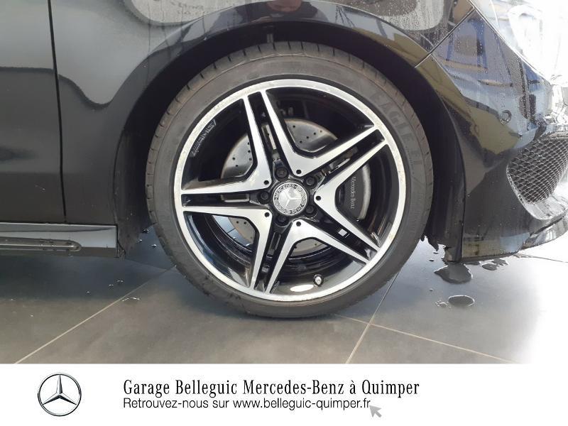 Photo 14 de l'offre de MERCEDES-BENZ CLA Shooting Brake 220 d Fascination 7G-DCT à 25890€ chez Garage Belleguic - Mercedes-Benz Quimper