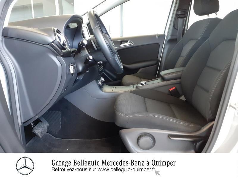 Photo 17 de l'offre de MERCEDES-BENZ Classe B 180 CDI Design 7G-DCT à 13890€ chez Garage Belleguic - Mercedes-Benz Quimper