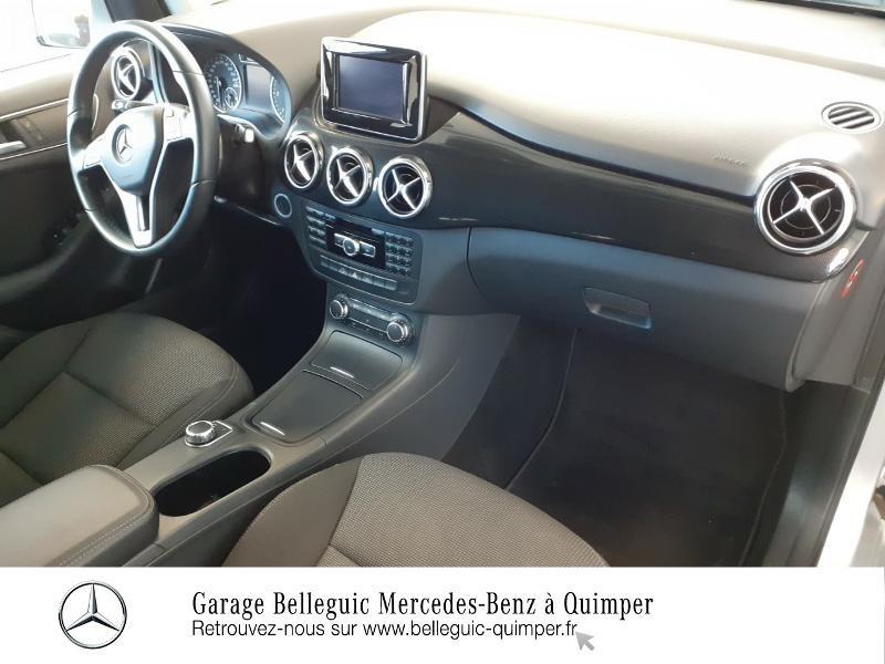 Photo 30 de l'offre de MERCEDES-BENZ Classe B 180 CDI Design 7G-DCT à 13890€ chez Garage Belleguic - Mercedes-Benz Quimper