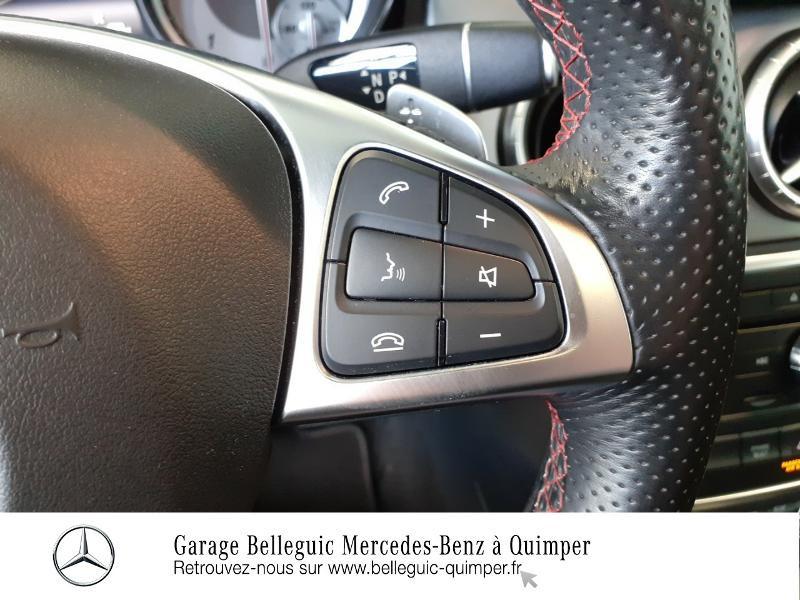 Photo 22 de l'offre de MERCEDES-BENZ CLA Shooting Brake 220 d Fascination 7G-DCT à 25890€ chez Garage Belleguic - Mercedes-Benz Quimper