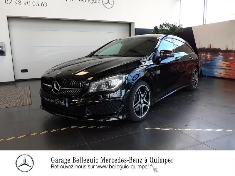 Photo 31 de l'offre de MERCEDES-BENZ CLA Shooting Brake 220 d Fascination 7G-DCT à 25890€ chez Garage Belleguic - Mercedes-Benz Quimper