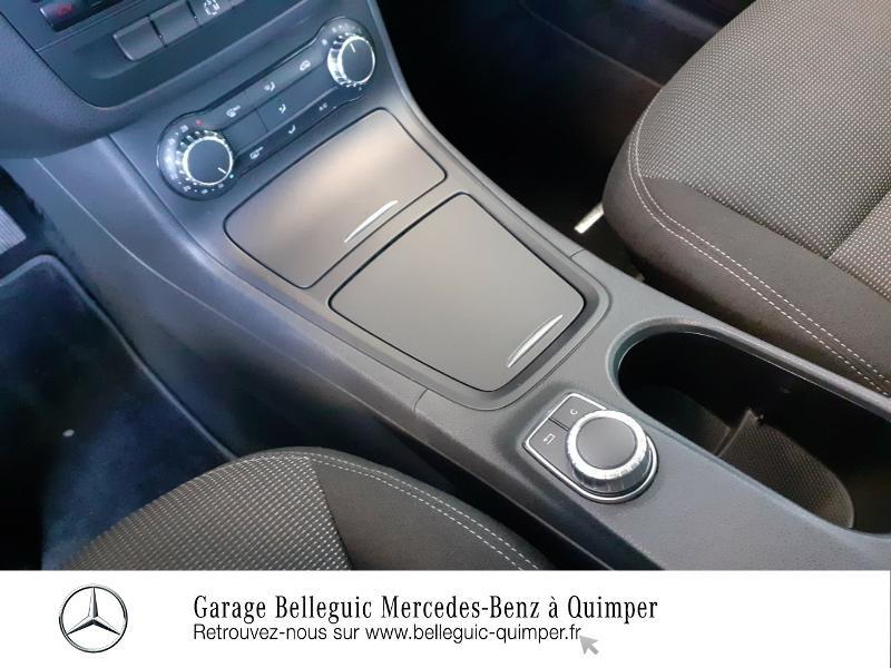 Photo 10 de l'offre de MERCEDES-BENZ Classe B 180 CDI Design 7G-DCT à 13890€ chez Garage Belleguic - Mercedes-Benz Quimper