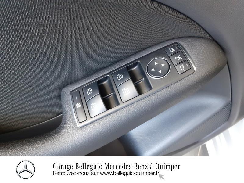 Photo 19 de l'offre de MERCEDES-BENZ Classe B 180 CDI Design 7G-DCT à 13890€ chez Garage Belleguic - Mercedes-Benz Quimper