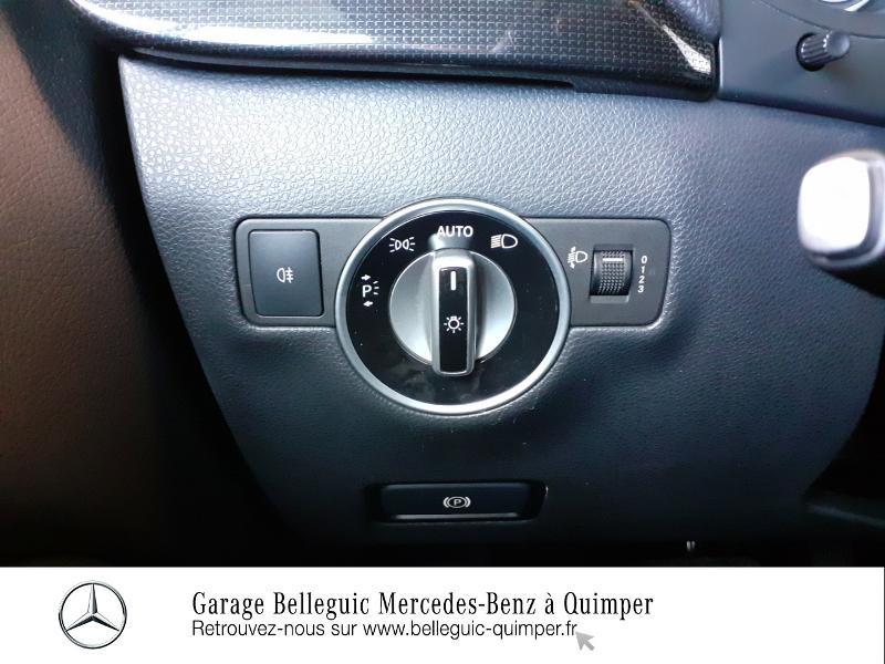 Photo 20 de l'offre de MERCEDES-BENZ Classe B 180 CDI Design 7G-DCT à 13890€ chez Garage Belleguic - Mercedes-Benz Quimper