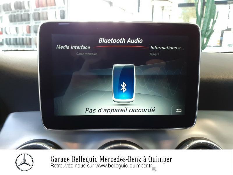 Photo 24 de l'offre de MERCEDES-BENZ CLA Shooting Brake 220 d Fascination 7G-DCT à 25890€ chez Garage Belleguic - Mercedes-Benz Quimper