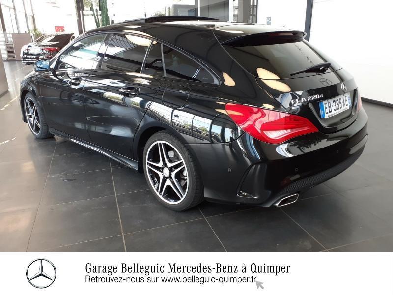Photo 3 de l'offre de MERCEDES-BENZ CLA Shooting Brake 220 d Fascination 7G-DCT à 25890€ chez Garage Belleguic - Mercedes-Benz Quimper