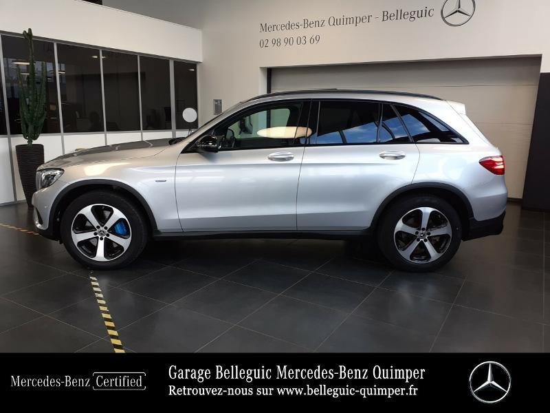 Photo 2 de l'offre de MERCEDES-BENZ GLC 350 e 211+116ch Fascination 4Matic 7G-Tronic plus à 41490€ chez Garage Belleguic - Mercedes-Benz Quimper