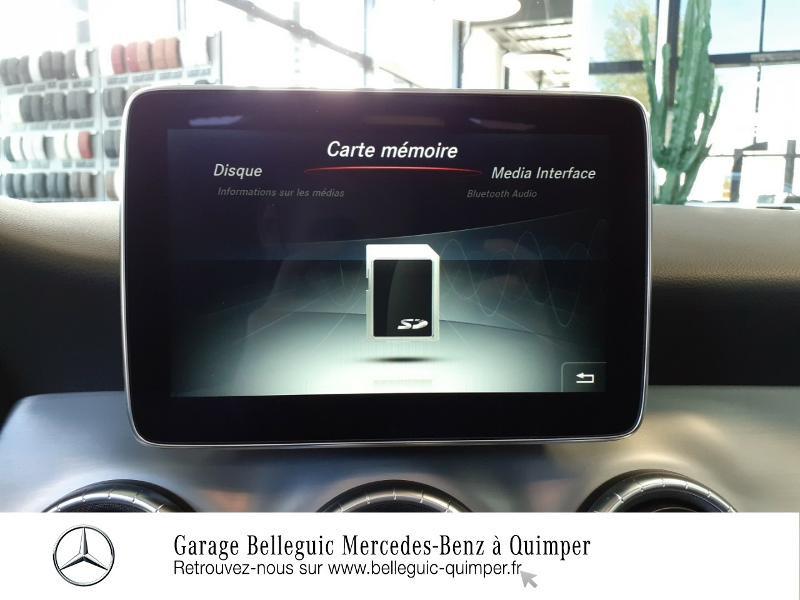 Photo 26 de l'offre de MERCEDES-BENZ CLA Shooting Brake 220 d Fascination 7G-DCT à 25890€ chez Garage Belleguic - Mercedes-Benz Quimper