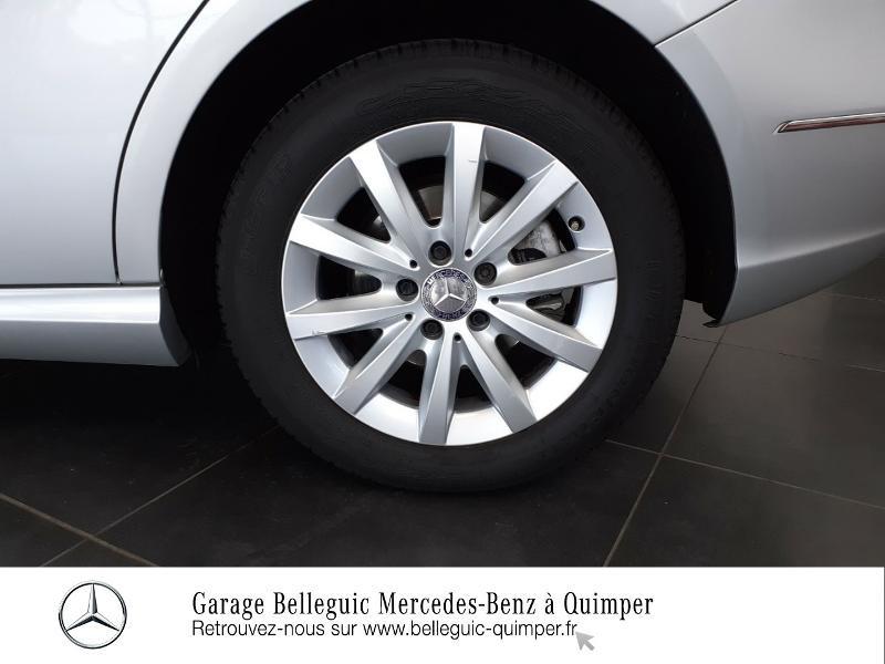 Photo 16 de l'offre de MERCEDES-BENZ Classe B 180 CDI Design 7G-DCT à 13890€ chez Garage Belleguic - Mercedes-Benz Quimper