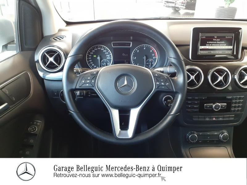 Photo 7 de l'offre de MERCEDES-BENZ Classe B 180 CDI Design 7G-DCT à 13890€ chez Garage Belleguic - Mercedes-Benz Quimper