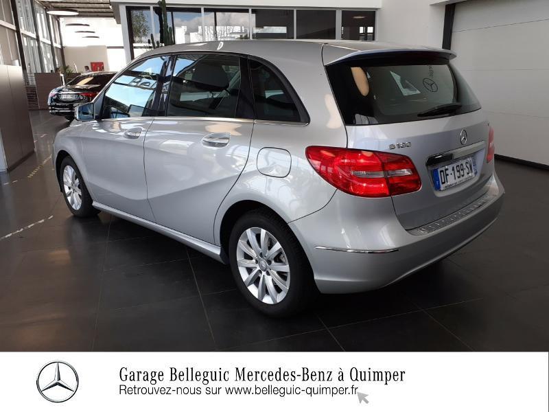 Photo 3 de l'offre de MERCEDES-BENZ Classe B 180 CDI Design 7G-DCT à 13890€ chez Garage Belleguic - Mercedes-Benz Quimper