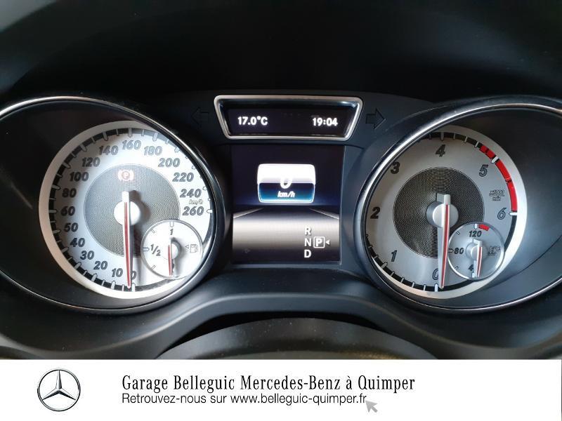 Photo 9 de l'offre de MERCEDES-BENZ CLA Shooting Brake 220 d Fascination 7G-DCT à 25890€ chez Garage Belleguic - Mercedes-Benz Quimper