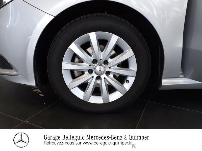 Photo 15 de l'offre de MERCEDES-BENZ Classe B 180 CDI Design 7G-DCT à 13890€ chez Garage Belleguic - Mercedes-Benz Quimper