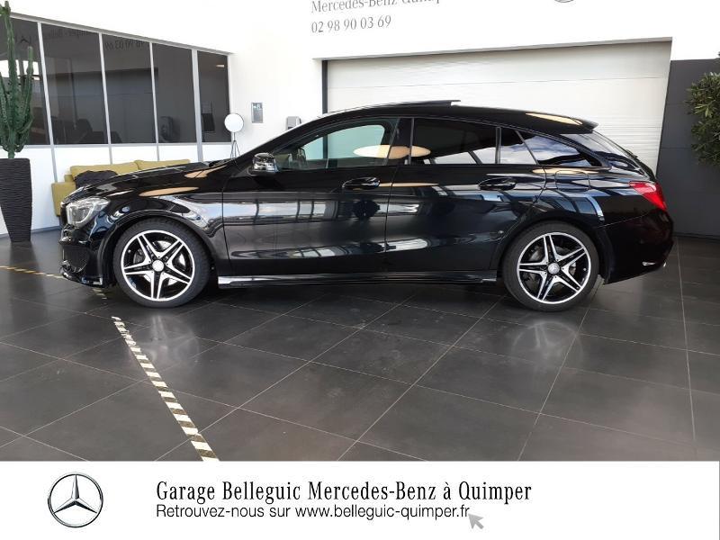 Photo 2 de l'offre de MERCEDES-BENZ CLA Shooting Brake 220 d Fascination 7G-DCT à 25890€ chez Garage Belleguic - Mercedes-Benz Quimper