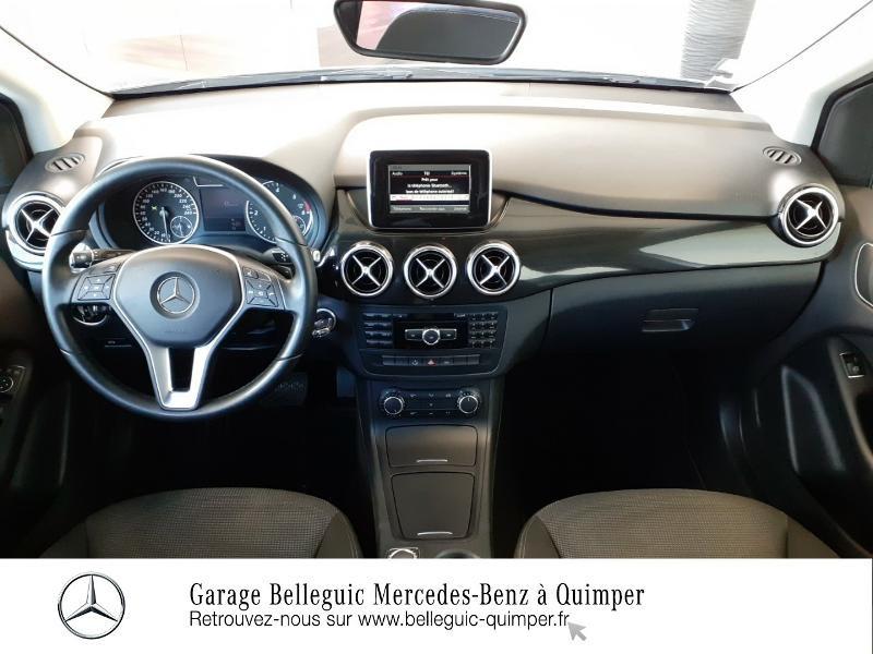Photo 6 de l'offre de MERCEDES-BENZ Classe B 180 CDI Design 7G-DCT à 13890€ chez Garage Belleguic - Mercedes-Benz Quimper