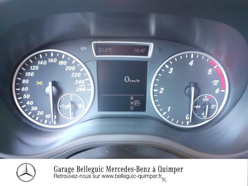 Photo 9 de l'offre de MERCEDES-BENZ Classe B 180 CDI Design 7G-DCT à 13890€ chez Garage Belleguic - Mercedes-Benz Quimper