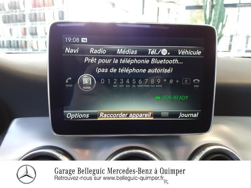 Photo 29 de l'offre de MERCEDES-BENZ CLA Shooting Brake 220 d Fascination 7G-DCT à 25890€ chez Garage Belleguic - Mercedes-Benz Quimper