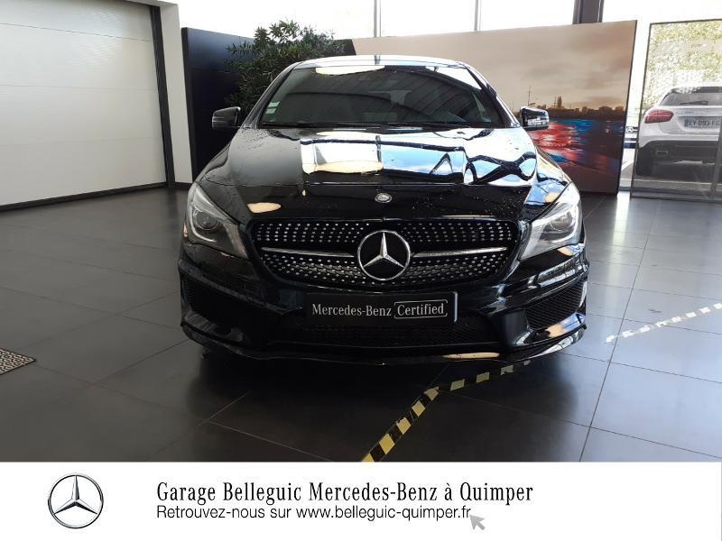 Photo 5 de l'offre de MERCEDES-BENZ CLA Shooting Brake 220 d Fascination 7G-DCT à 25890€ chez Garage Belleguic - Mercedes-Benz Quimper