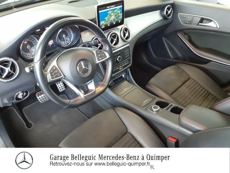 Photo 18 de l'offre de MERCEDES-BENZ CLA Shooting Brake 220 d Fascination 7G-DCT à 25890€ chez Garage Belleguic - Mercedes-Benz Quimper