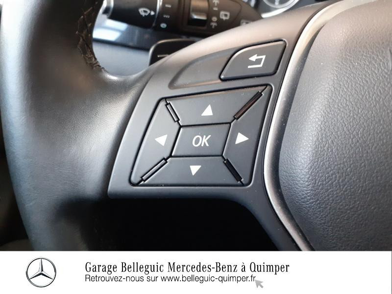 Photo 27 de l'offre de MERCEDES-BENZ Classe B 180 CDI Design 7G-DCT à 13890€ chez Garage Belleguic - Mercedes-Benz Quimper