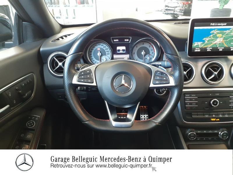 Photo 7 de l'offre de MERCEDES-BENZ CLA Shooting Brake 220 d Fascination 7G-DCT à 25890€ chez Garage Belleguic - Mercedes-Benz Quimper