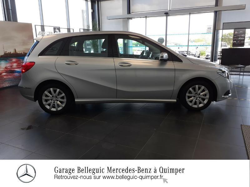 Photo 4 de l'offre de MERCEDES-BENZ Classe B 180 CDI Design 7G-DCT à 13890€ chez Garage Belleguic - Mercedes-Benz Quimper